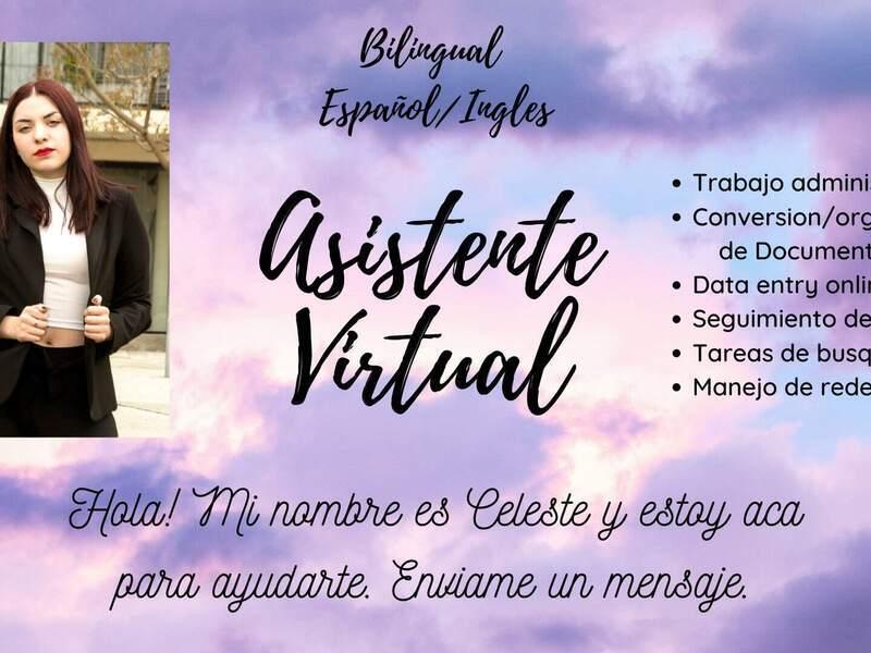 Asistente Virtual / Secretaria / Asistente - 2