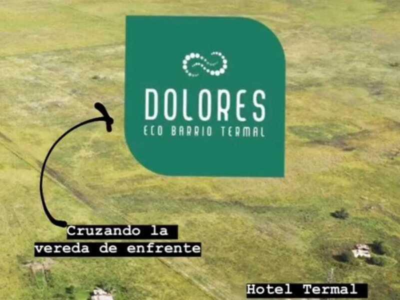 LOTE ECOBARRIO DOLORES. FRENTE A PARQUE TERMAL - 6