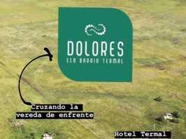 LOTE ECOBARRIO DOLORES. FRENTE A PARQUE TERMAL - Imagen 6