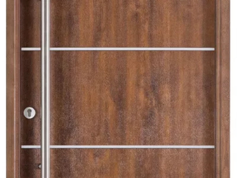 Puerta Seguridad Oblak Eterna 1183 Multipunto 80Cm - 1