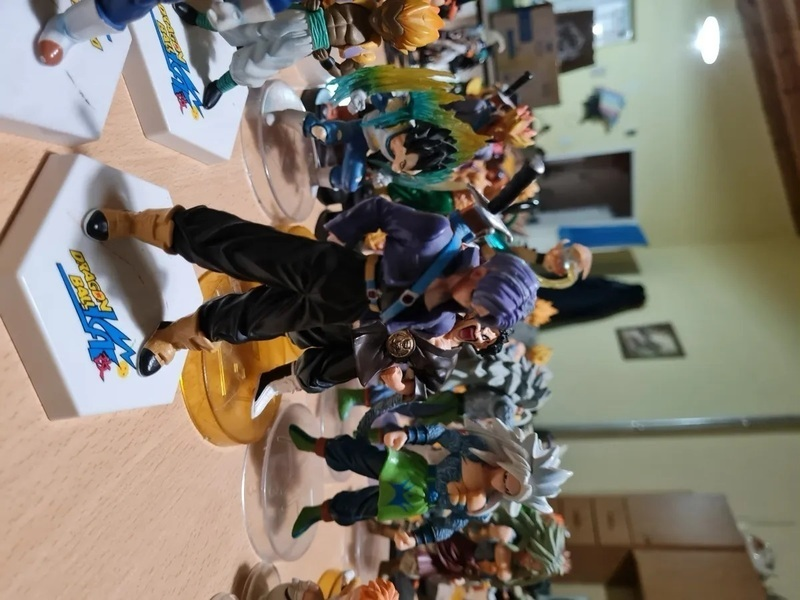 Coleccion de 84 muñecos De Dragon Ball Z - 3