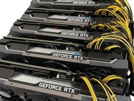 Rig Minería Cripto 6 GPU x RTX 3070 - Imagen 2