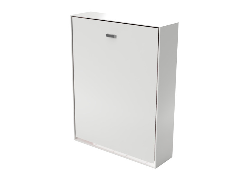 Cama rebatible vertical 2 plazas. - 1