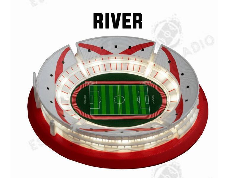 ESCALADIO River Plate - 3