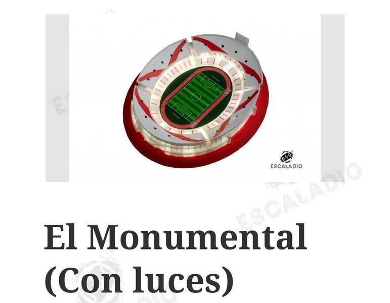 ESCALADIO River Plate - 4