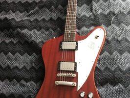 Guitarra eléctrica Epiphone Firebird - Imagen 2