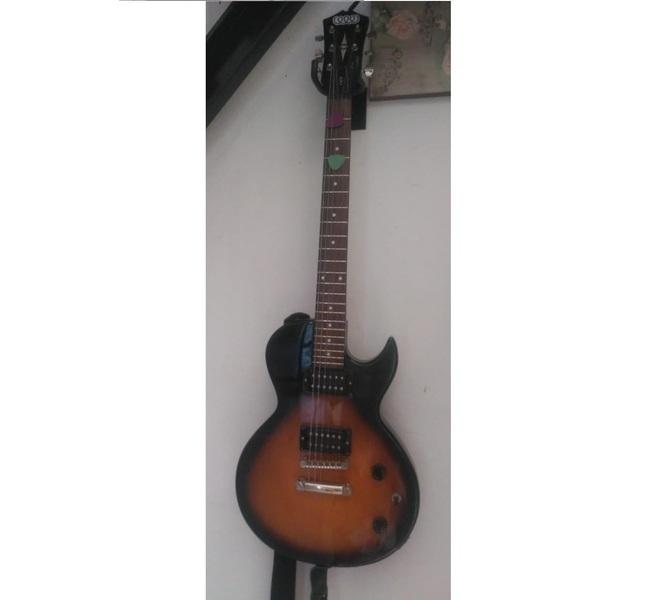 Guitarra Eléctrica Cort CR50 - 3