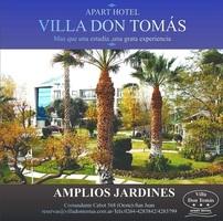 Apart hotel Villa Don Tomas - Imagen 2