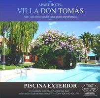 Apart hotel Villa Don Tomas - Imagen 3