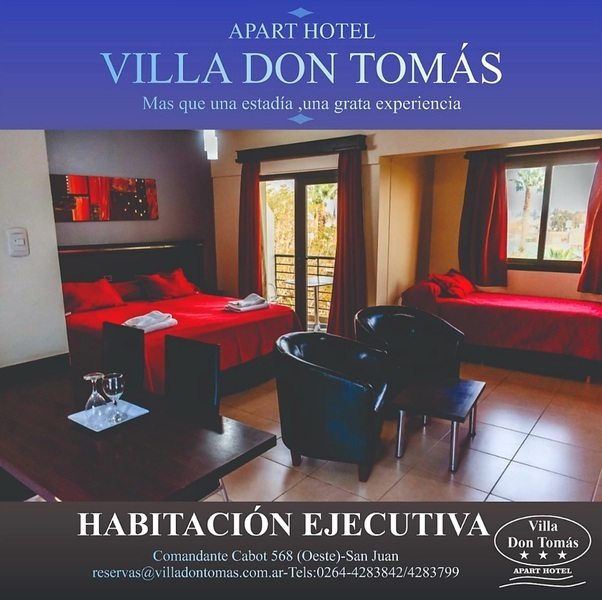 Apart hotel Villa Don Tomas - 4