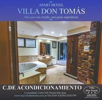 Apart hotel Villa Don Tomas - Imagen 7