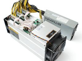 Antminer S9 - Minero BITCOIN + Fuente - Imagen 1