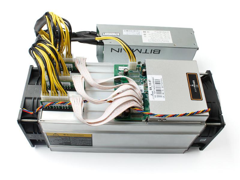 Antminer S9 - Minero BITCOIN + Fuente - 2