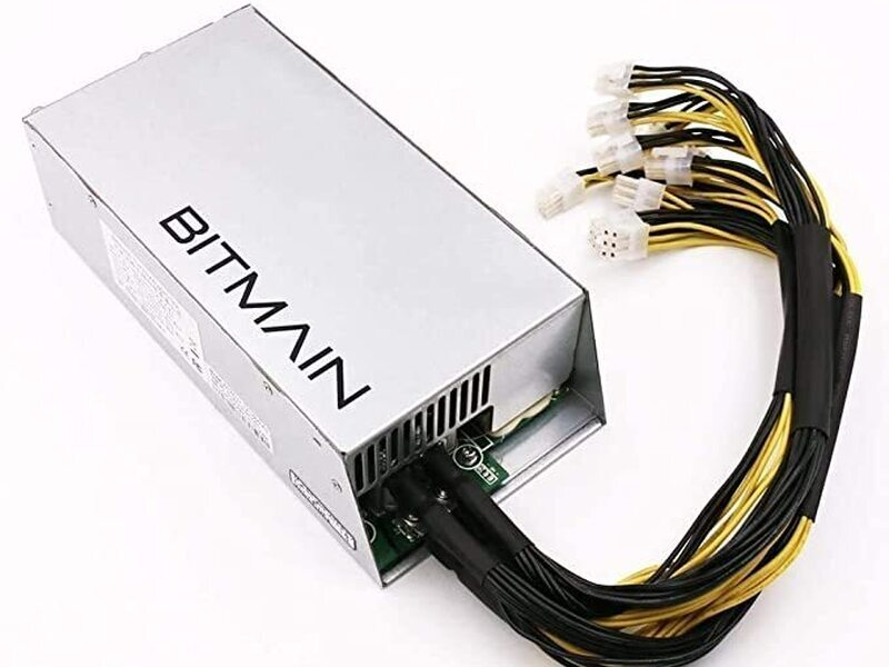 Antminer S9 - Minero BITCOIN + Fuente - 4