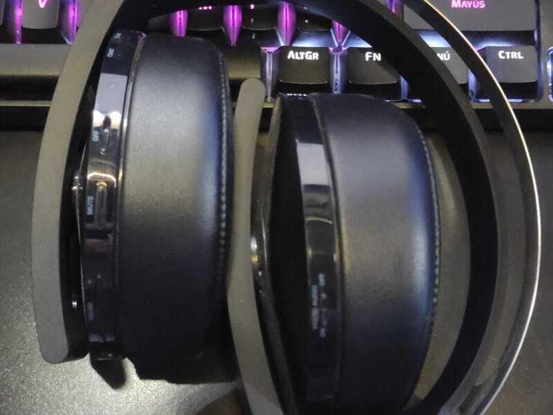 Auriculares Gamer Sony Playstation Platinum - Orig - 3