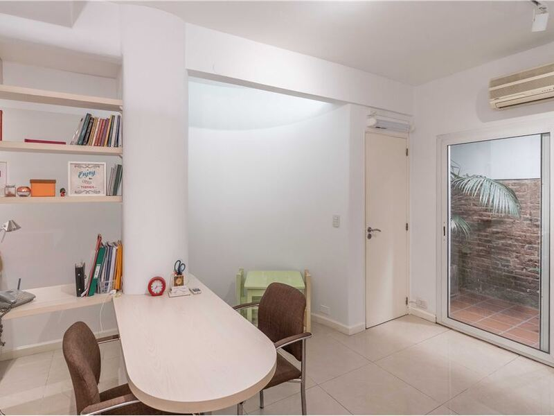 2 Ambientes Apto Profesional C/patio - 3