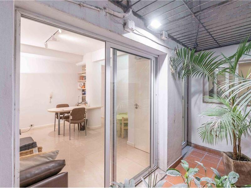 2 Ambientes Apto Profesional C/patio - 6
