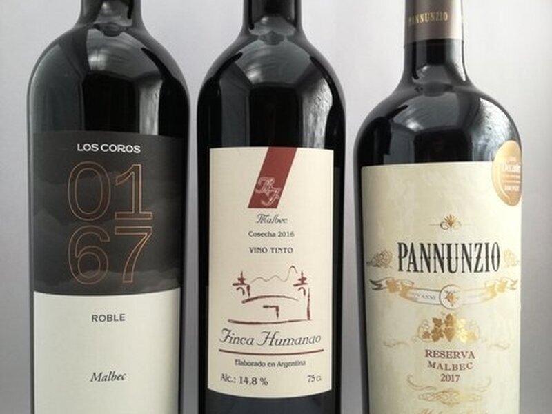 WineBox Malbec Intense - Caja de 6 vinos - 2