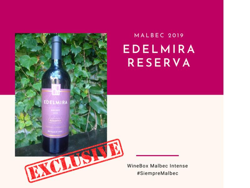 WineBox Malbec Intense - Caja de 6 vinos - 9