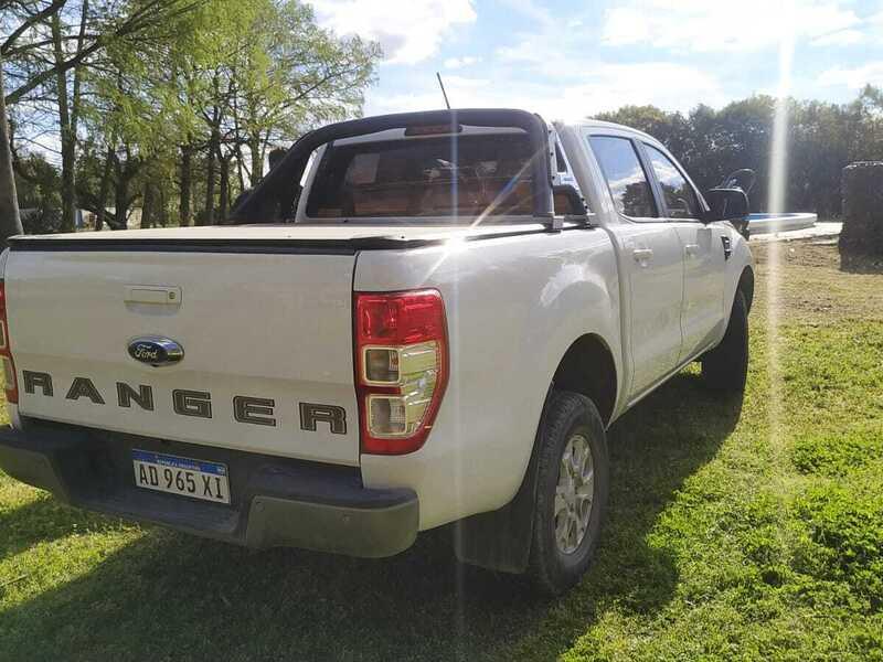 Ranger xls modelo 2020 automatica 3.2 - 3