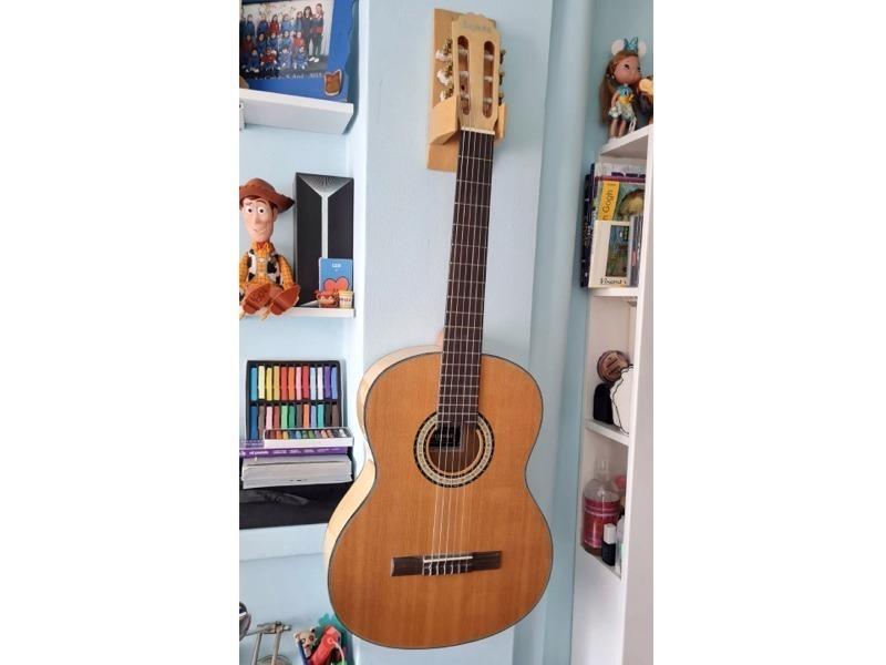 Guitarra Clasica Segovia E160N Medio Concierto - - 1