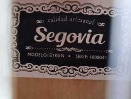 Guitarra Clasica Segovia E160N Medio Concierto - - Imagen 3