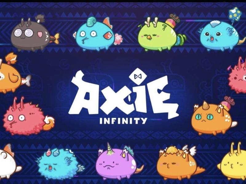 Venta de cuentas Axie Infinity gana u$s jugando!! - 1