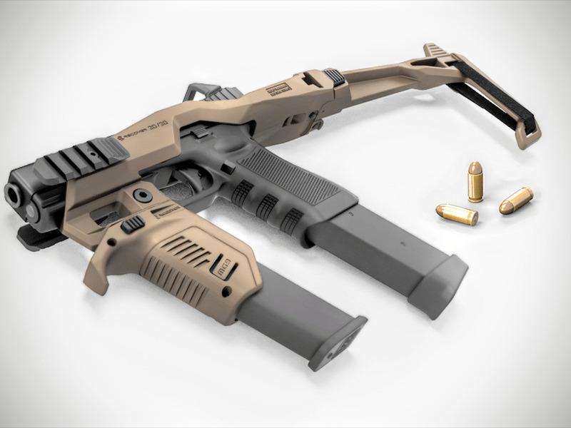 Kit culatin estabilizador Recover Tactical Glock - 1