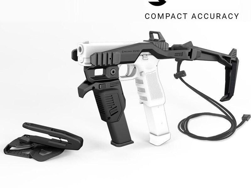 Kit culatin estabilizador Recover Tactical Glock - 3