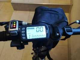 Bicicleta electrica plegable - Imagen 2