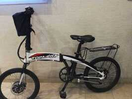 Bicicleta electrica plegable - Imagen 6