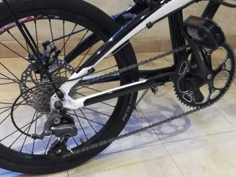 Bicicleta electrica plegable - 7