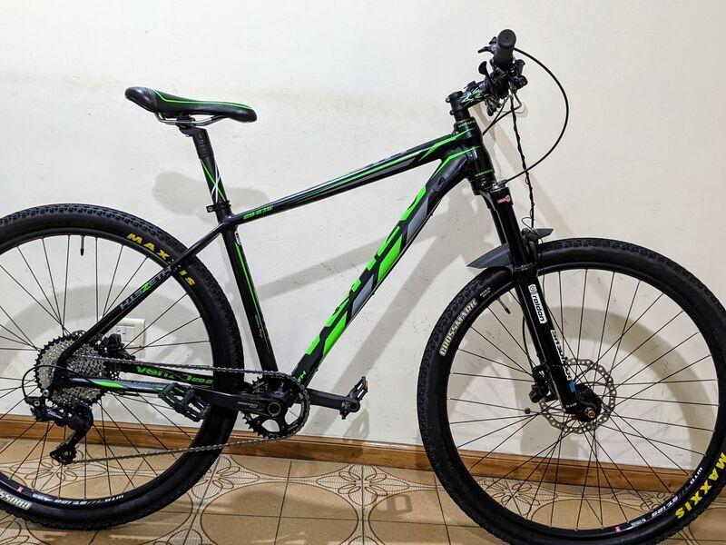 Bicicleta mtb venzo zeth practicamemte 0km - 1