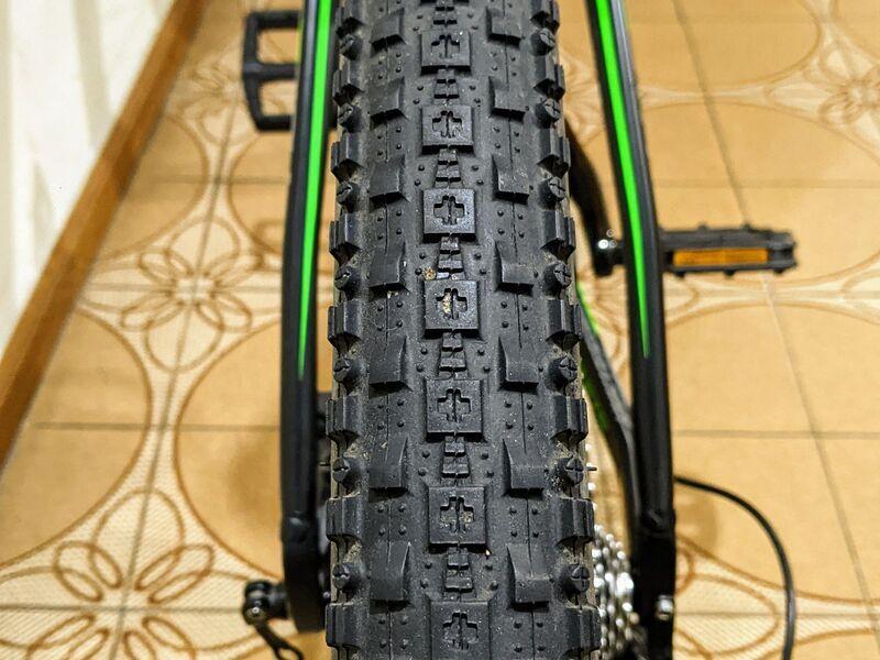 Bicicleta mtb venzo zeth practicamemte 0km - 2