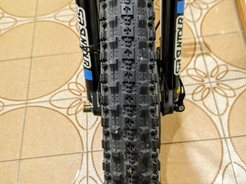 Bicicleta mtb venzo zeth practicamemte 0km - 3
