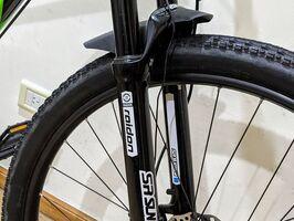 Bicicleta mtb venzo zeth practicamemte 0km - Imagen 7