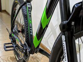 Bicicleta mtb venzo zeth practicamemte 0km - Imagen 10