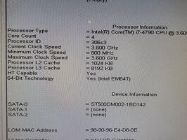 Cpu Dell Optiplex 9020 - Imagen 4