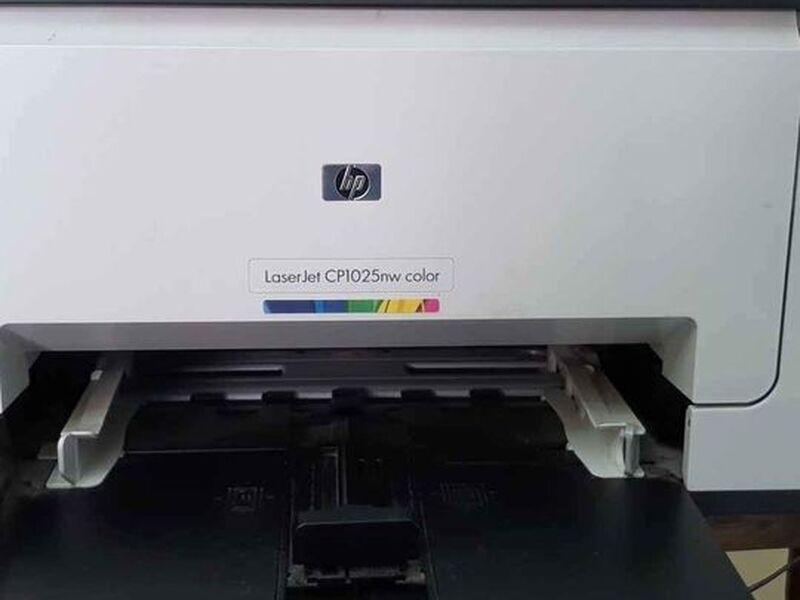Impresora laser 1025 color - 1