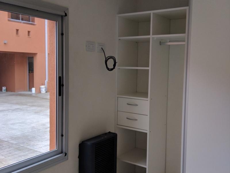 Departamento 2 ambientes y patio, a 5c de Laguna - 8