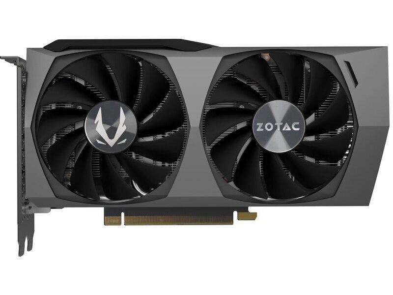 Placa de video ZOTAC GAMING GeForce RTX 3060 Ti Tw - 2
