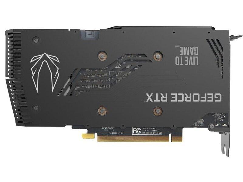 Placa de video ZOTAC GAMING GeForce RTX 3060 Ti Tw - 4