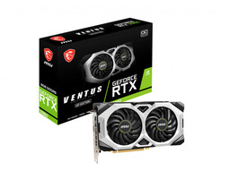 Placa de Video MSI Nvidia Geforce RTX 2060 Ventus - Imagen 1