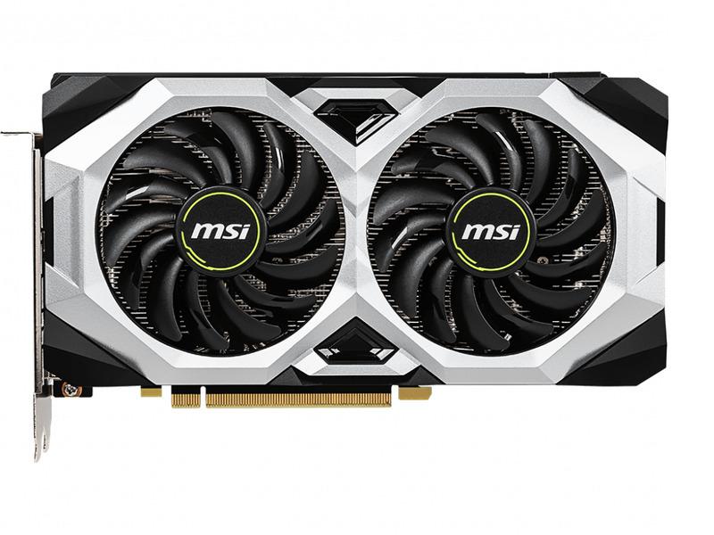 Placa de Video MSI Nvidia Geforce RTX 2060 Ventus - 3