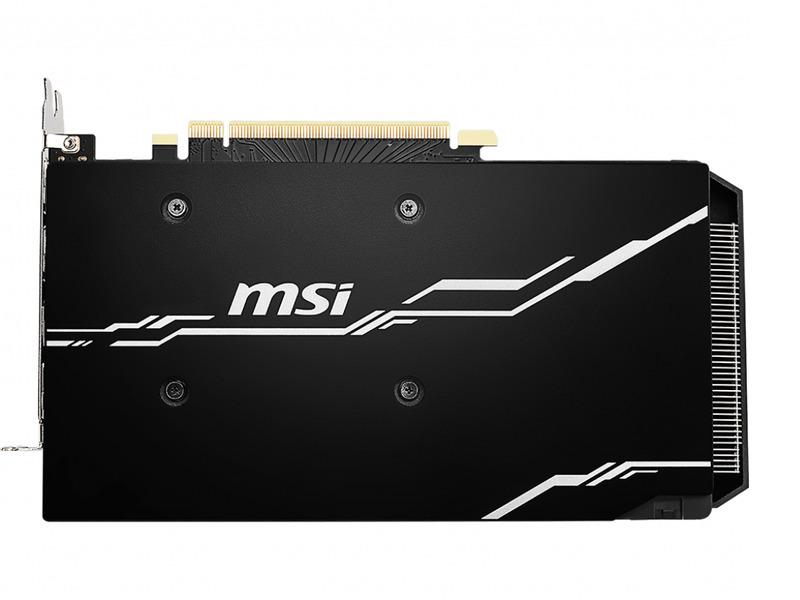 Placa de Video MSI Nvidia Geforce RTX 2060 Ventus - 5