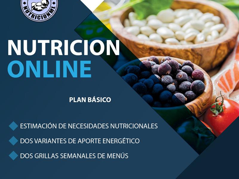 Plan de alimentación básico - 1