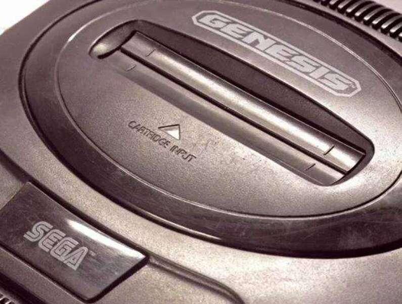 SEGA Genesis MK-1631 - ORIGINAL - Made in Japan - 2