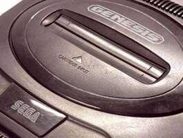 SEGA Genesis MK-1631 - ORIGINAL - Made in Japan - Imagen 2