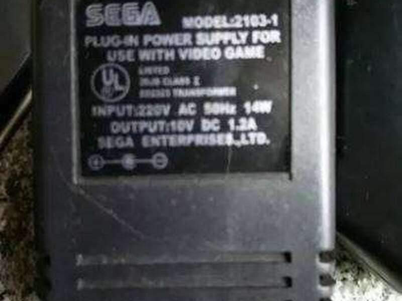 SEGA Genesis MK-1631 - ORIGINAL - Made in Japan - 4