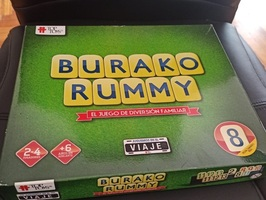 Se venden Juegos de mesa Monopolio y Rummy - Imagen 1